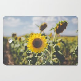 Allora | Sunflowers Cutting Board