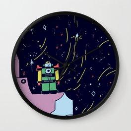 Dr Isaacs Spectrum Sentinel Wall Clock