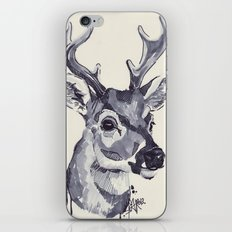 Deer Sketch iPhone & iPod Skin