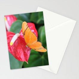 Color Me Orange Stationery Cards
