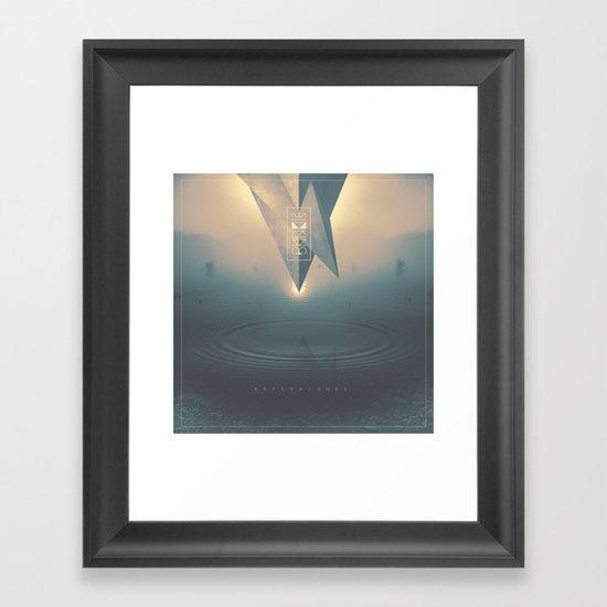 SINKING III Framed Art Print