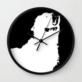 Super dog Wall Clock
