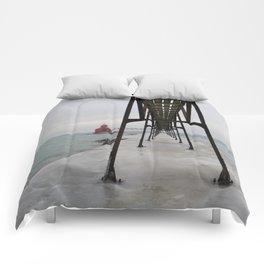 North Pierhead Comforters