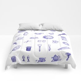 Heart of the Home Comforters