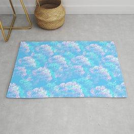 Cloud Blue Rug