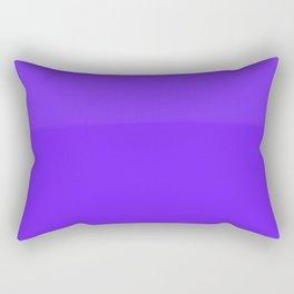 Two-Tone Purple shade Rectangular Pillow