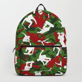Skater Camo XMAS Backpack