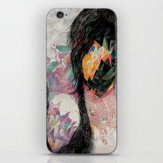 Broken n.4 iPhone & iPod Skin