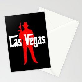 Las vegas mafia Stationery Cards