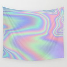 Iridescent  Wall Tapestry
