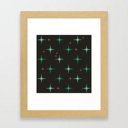 Raung Framed Art Print