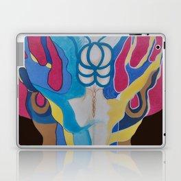Woman´s tree / EL ARBOL DE LA MUJER Laptop & iPad Skin