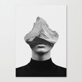 INNER STRENGTH Canvas Print