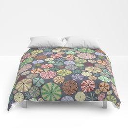 Sea Urchins - Pattern Comforters