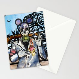 Infinity Land/Opposites Stationery Cards