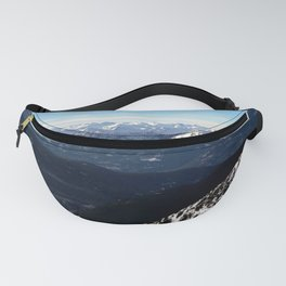 Crispy light air up here Fanny Pack