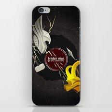 Sentiment iPhone & iPod Skin