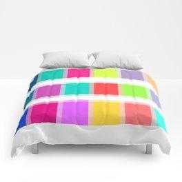 Color Block Comforters