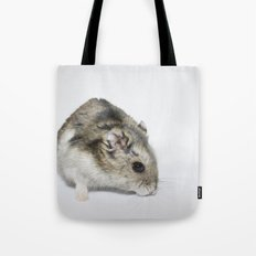 cheesecake (my hamster)  Tote Bag