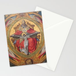 Cologne Cathedral - Altar of the Poor Clares Stationery Cards