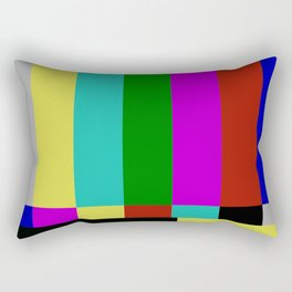 STATIC TV Rectangular Pillow