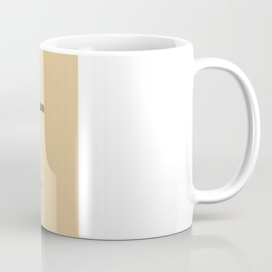This is not a puppet Mug