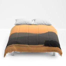 Twilight Hours Comforters