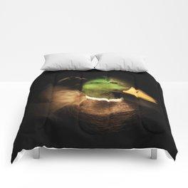 Mallard Portrait Comforters