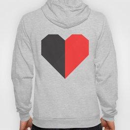 heart 50/50 Hoody