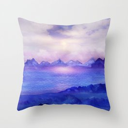 Wish You Were Here 04 Throw Pillow
