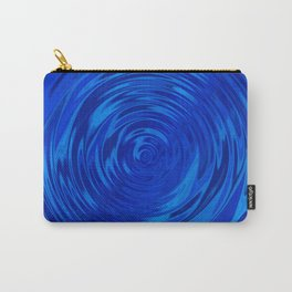 Rippling Water Carry-All Pouch
