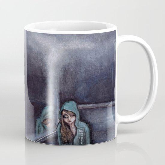 never go home (homesick) Mug
