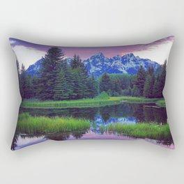 Last Light Rectangular Pillow