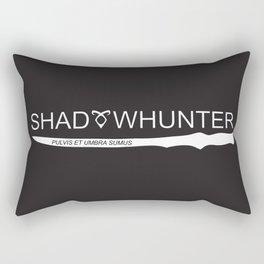 Shadowhunter  Rectangular Pillow