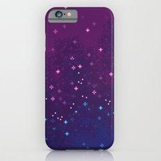 Bi Pride Flag Galaxy iPhone 6s Slim Case