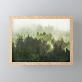 Haven - Nature Photography Framed Mini Art Print