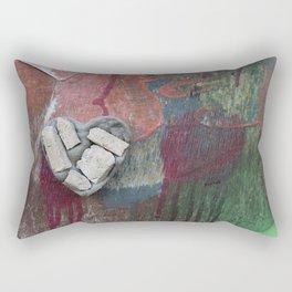 TEL AVIV, ISRAEL - Homes in our Heart Rectangular Pillow