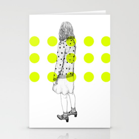 look the other way  Stationery Cards