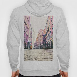 Stone Street - Financial District - New York City Hoody
