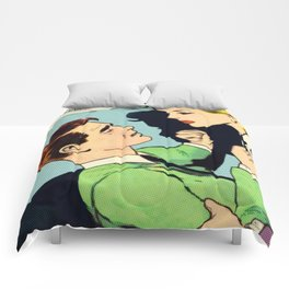 Get Ahold of Yourself! Comforters