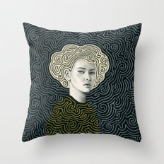 Vlada Throw Pillow