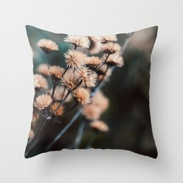 Seeds Of Change #1 Throw Pillow