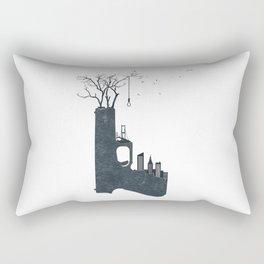 big city life (part 2 of 3) Rectangular Pillow