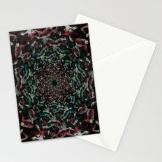 Black Abyss  Stationery Cards