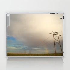 Power Rainbow Laptop & iPad Skin