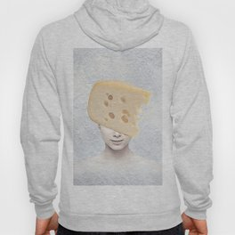 Swiss Cheese Smile Hoody
