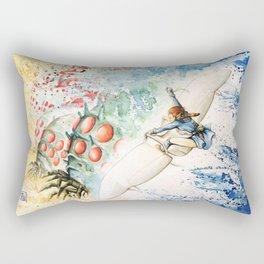 """""""The flying princess"""" Rectangular Pillow"""
