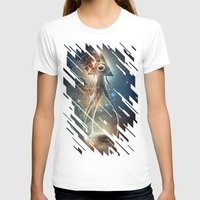 mountain T-shirts featuring War Of The Worlds II. by Dr. Lukas Brezak