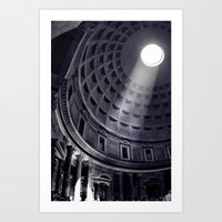 italy Art Prints featuring Italy by Jessica Krzywicki