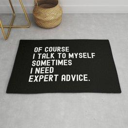 Expert advice Rug